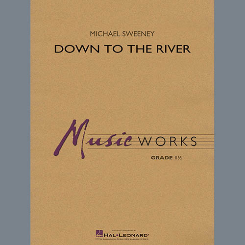 Michael Sweeney Down to the River - Eb Alto Saxophone 1 profile picture
