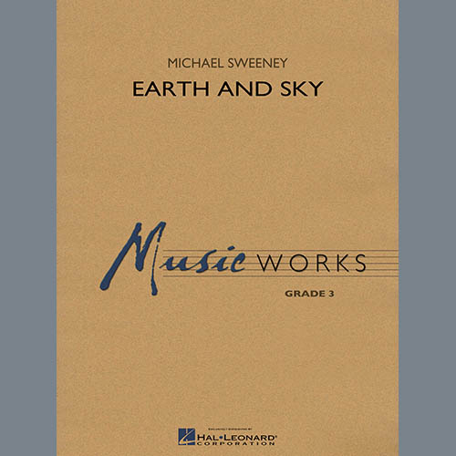 Michael Sweeney Earth and Sky - Bb Trumpet 1 pictures