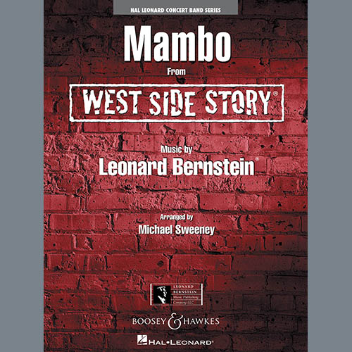 Michael Sweeney Mambo (from West Side Story) - Bb Tenor Saxophone pictures