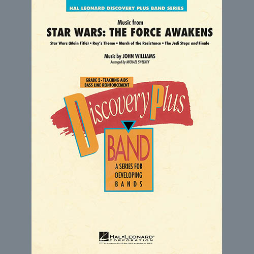 Michael Sweeney Music from Star Wars: The Force Awakens - Conductor Score (Full Score) profile picture