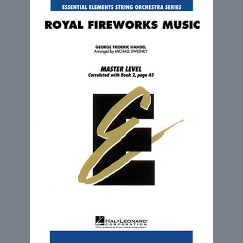 Michael Sweeney Royal Fireworks Music - Violin 1 profile picture