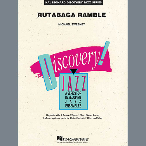 Michael Sweeney Rutabaga Ramble - Baritone Sax pictures