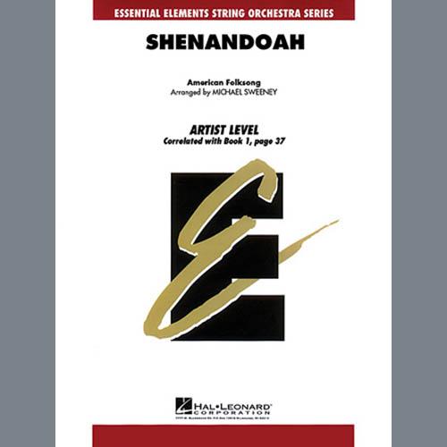 Michael Sweeney Shenandoah - Violin 1 profile picture