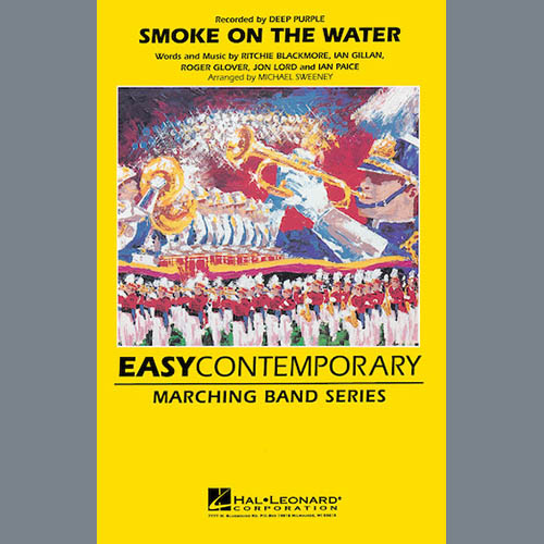 Michael Sweeney Smoke On The Water - 1st Bb Trumpet profile picture