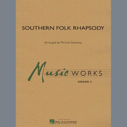 Michael Sweeney Southern Folk Rhapsody - Bb Clarinet 1 profile picture