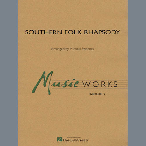 Michael Sweeney Southern Folk Rhapsody - Bb Clarinet 2 profile picture