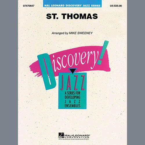 Michael Sweeney St. Thomas - Trombone 2 profile picture