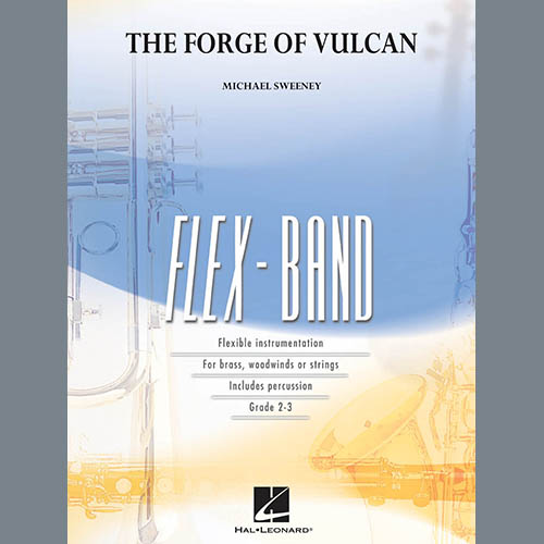 Michael Sweeney The Forge of Vulcan - Pt.3 - Eb Alto Sax/Alto Clar. pictures