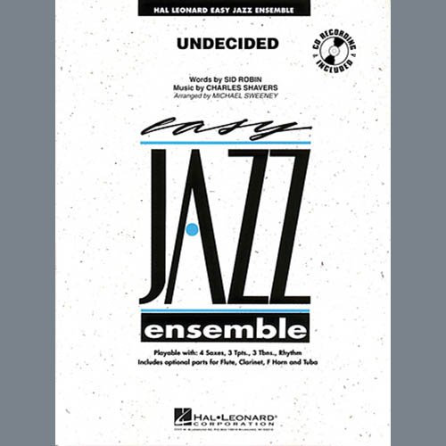 Michael Sweeney Undecided - Trombone 1 profile picture