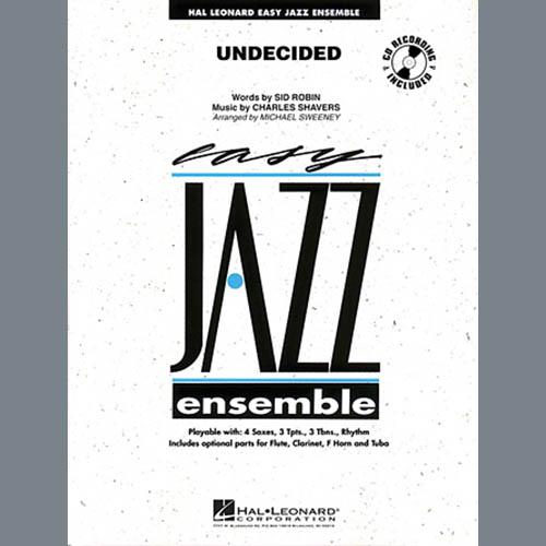 Michael Sweeney Undecided - Trombone 2 profile picture