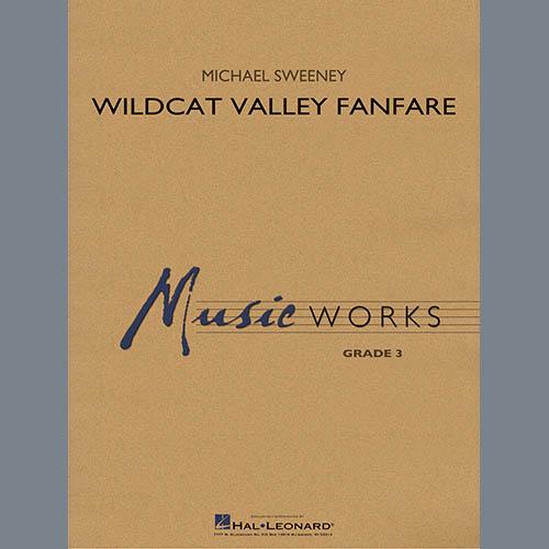 Michael Sweeney Wildcat Valley Fanfare - Conductor Score (Full Score) profile picture