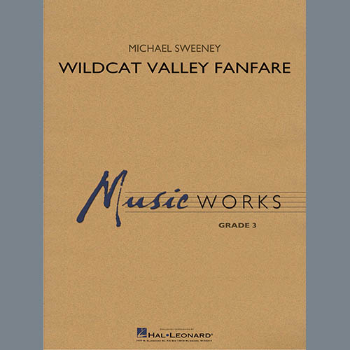 Michael Sweeney Wildcat Valley Fanfare - Conductor Score (Full Score) profile picture