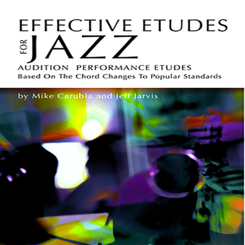 Mike Carubia & Jeff Jarvis Effective Etudes For Jazz - Piano profile picture