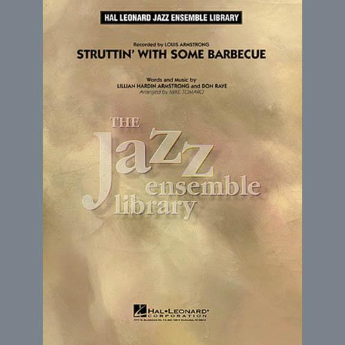 Mike Tomaro Struttin' with Some Barbecue - Eb Solo Sheet profile picture