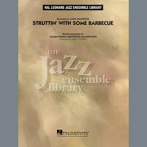 Mike Tomaro Struttin' with Some Barbecue - Trumpet 2 profile picture