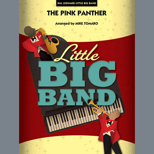 Mike Tomaro The Pink Panther - C Solo Sheet profile picture