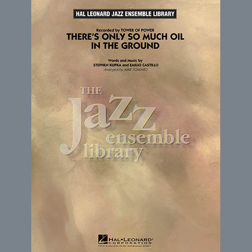 Mike Tomaro There's Only So Much Oil in the Ground - Baritone Sax pictures