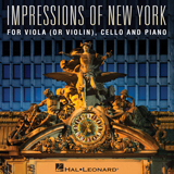 Download Mona Rejino Impressions Of New York Sheet Music arranged for Instrumental Duet and Piano - printable PDF music score including 21 page(s)