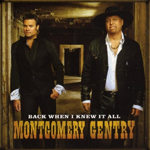 Montgomery Gentry Back When I Knew It All profile picture