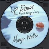 Download or print Up Down Sheet Music Notes by Morgan Wallen feat. Florida Georgia Line for Piano, Vocal & Guitar (Right-Hand Melody)