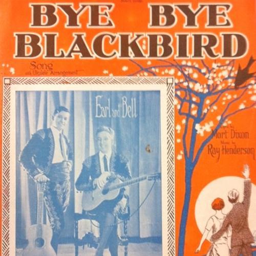 Mort Dixon Bye Bye Blackbird profile picture