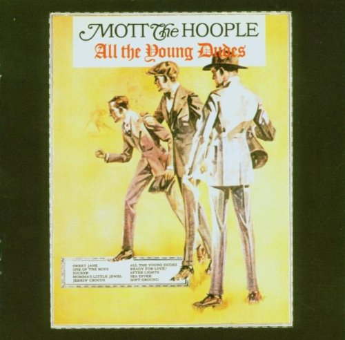 Mott The Hoople All The Young Dudes profile picture