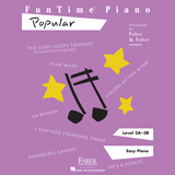 Download Nancy and Randall Faber The Lion Sleeps Tonight Sheet Music arranged for Piano Adventures - printable PDF music score including 2 page(s)