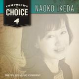 Download or print Soft Rain (Azisai) Sheet Music Notes by Naoko Ikeda for Piano