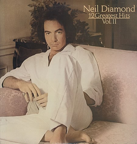 Download or print Hello Again Sheet Music Notes by Neil Diamond for Piano