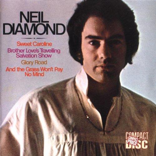 Neil Diamond Sweet Caroline pictures