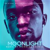 Download or print Little's Theme (From 'Moonlight') Sheet Music Notes by Nicholas Britell for Violin with Piano Accompaniment