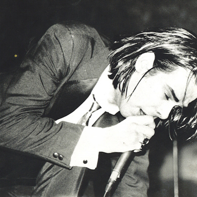 Nick Cave Deanna pictures
