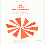 Download Niehaus 10 Jazz Inventions Sheet Music arranged for Brass Ensemble - printable PDF music score including 22 page(s)