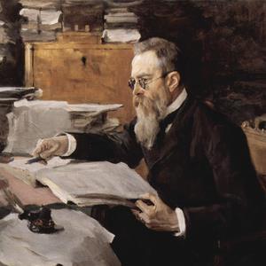 Download or print Sheherazade Sheet Music Notes by Nikolai Rimsky-Korsakov for Piano