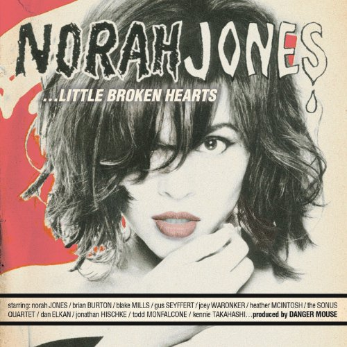 Norah Jones Little Broken Hearts profile picture