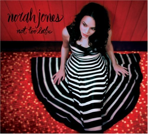 Norah Jones Not Too Late profile picture