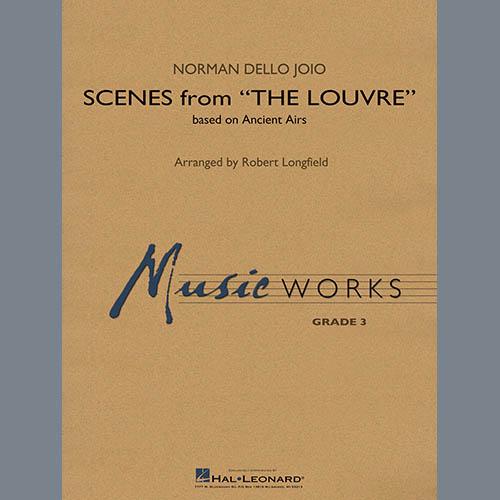 Norman Dello Joio Scenes from the Louvre (arr. Robert Longfield) - Bb Clarinet 3 profile picture