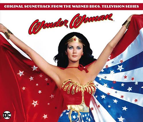 Norman Gimbel Wonder Woman profile picture