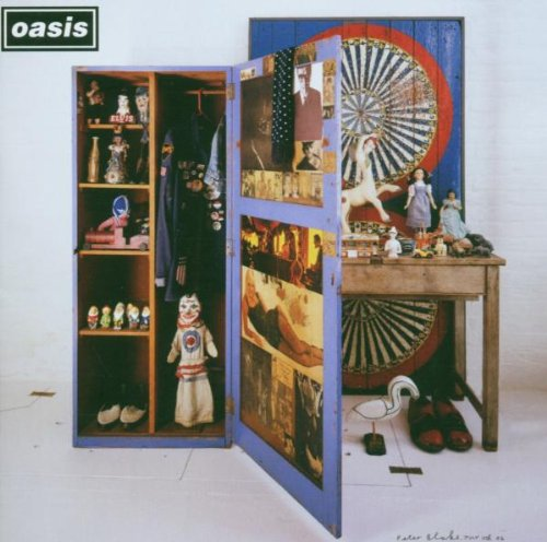 Oasis Half The World Away pictures