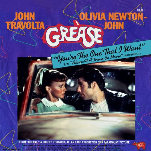 Olivia Newton-John and John Travolta You're The One That I Want (from Grease) profile picture
