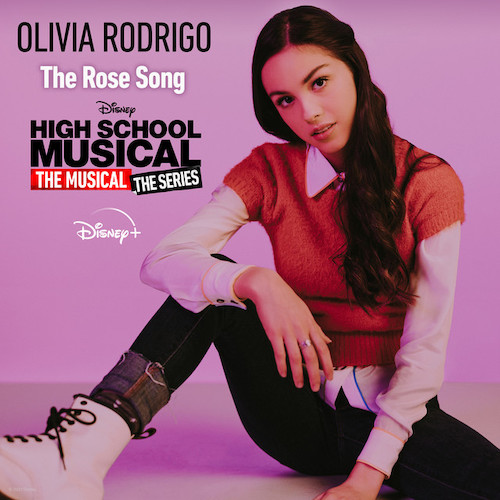 Olivia Rodrigo The Rose Song (from High School Musical: The Musical: The Series) profile picture