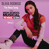 Download Olivia Rodrigo The Rose Song (from High School Musical: The Musical: The Series) Sheet Music arranged for Piano, Vocal & Guitar (Right-Hand Melody) - printable PDF music score including 6 page(s)