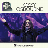 Download or print Crazy Train Sheet Music Notes by Ozzy Osbourne for Piano