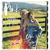 Download P!nk & Willow Sage Hart Cover Me In Sunshine Sheet Music arranged for Piano, Vocal & Guitar (Right-Hand Melody) - printable PDF music score including 5 page(s)