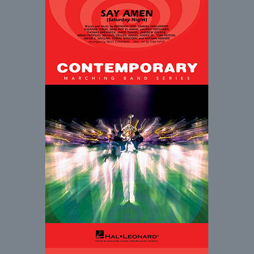 Panic! At The Disco Say Amen (Saturday Night) (arr. Matt Conaway) - Tuba profile picture
