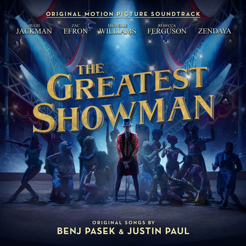 Pasek & Paul The Greatest Show (from The Greatest Showman) profile picture