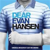 Download Pasek & Paul Waving Through A Window (from Dear Evan Hansen) Sheet Music arranged for Piano, Vocal & Guitar (Right-Hand Melody) - printable PDF music score including 12 page(s)