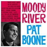 Download Pat Boone Moody River Sheet Music arranged for Piano, Vocal & Guitar (Right-Hand Melody) - printable PDF music score including 4 page(s)
