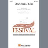 Download Patti Drennan Annabel Lee Sheet Music arranged for TBB Choir - printable PDF music score including 9 page(s)