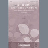 Download or print For Choir And Congregation, Voume. 3 Sheet Music Notes by Patti Drennan for Handbells